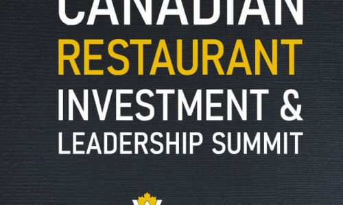 Canadian Restaurant Investment and Leadership Summit promotional image