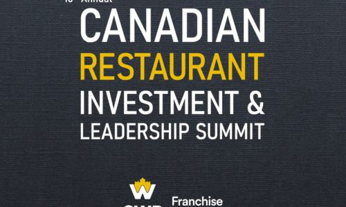 Canadian Restaurant Investment and Leadership Summit