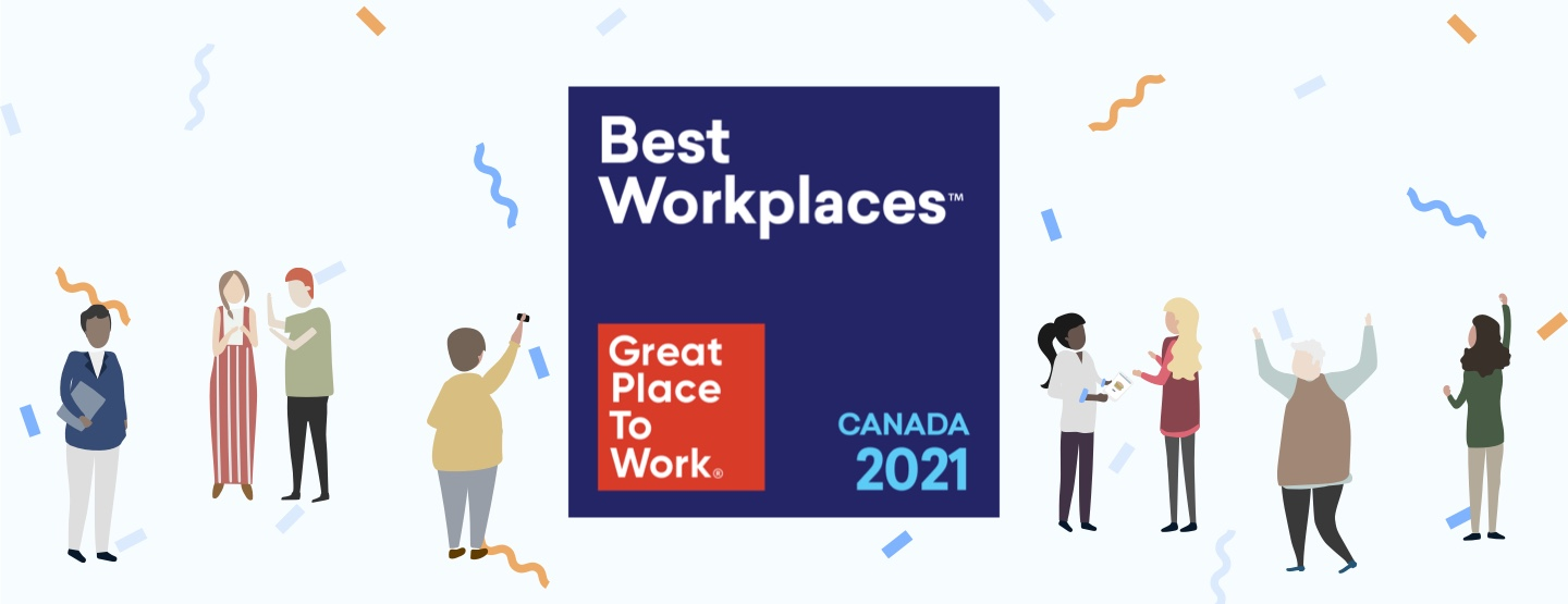 Best Workplaces in Canada logo