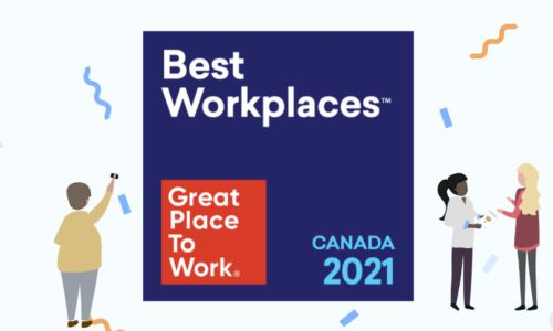 Great Place to Work - Best Workplaces Logo